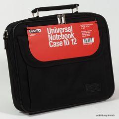 Dicota Notebooktasche 12,1 Zoll Schwarz